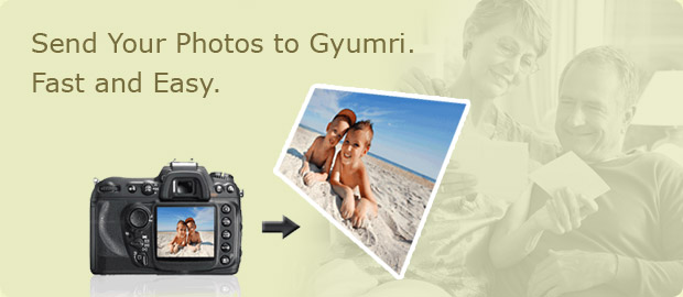 Photo Delivery Service